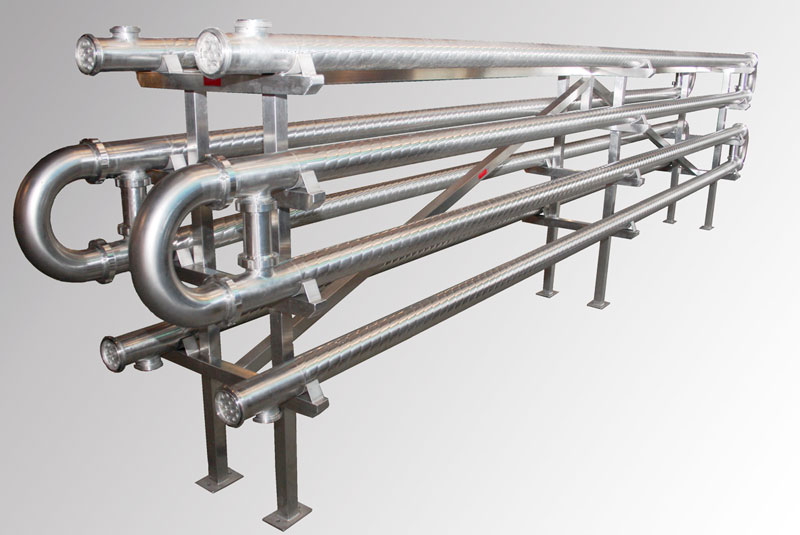 Vaportec Heat Exchangers | Spirex Heat Transfer Systems